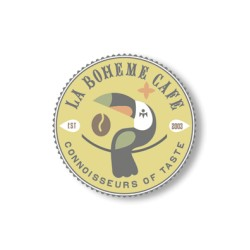 La Boheme Café Burundi Buzira Sehe Honey - 226 g, zrnková káva