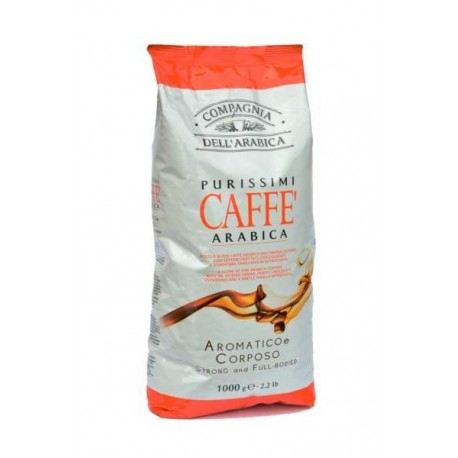 Corsini Compagnia Dell Arabica Purissimi - 1 kg, zrnková káva