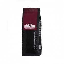 Mauro Caffé Centopercento - 1kg, zrnková káva
