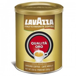 Lavazza Qualita ORO - 250g mletá dóza