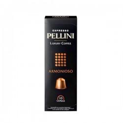 PELLINI Armonioso pro Nespresso 10ks