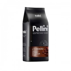 Pellini Espresso Bar Cremoso - 1kg, zrnková káva