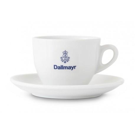 Dallmayr šálek cappuccino 190 ml s podšálkem