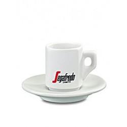 Segafredo šálek cappuccino 70 ml s podšálkem