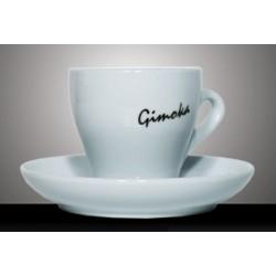 GIMOKA šálek espresso 70 ml s podšálkem