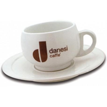 Danesi šálek espresso 70 ml s podšálkem