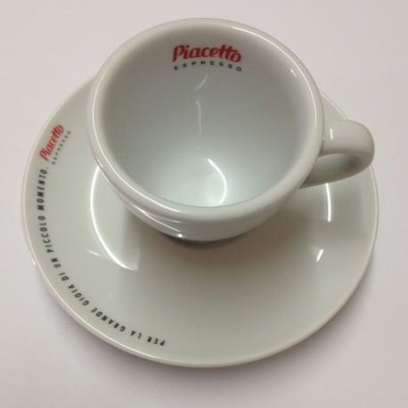 Piacetto šálek espresso 70 ml s podšálkem