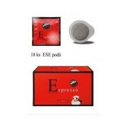 Vergnano Espresso ESE pody 18 ks (44 mm)