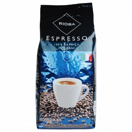 Rioba Platinum - 1kg, zrnková káva