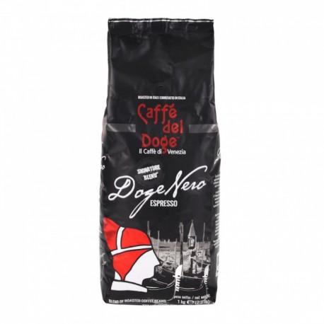 Caffé del Doge Nero - 1kg, zrnková káva