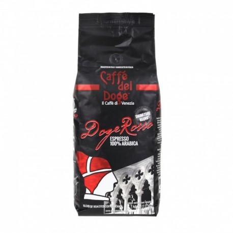 Caffé del Doge Rosso - 1kg, zrnková káva