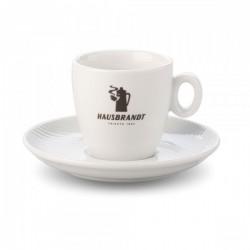 Hausbrandt šálek cappuccino 160 ml s podšálkem