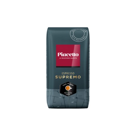 Piacetto Espresso SUPREMO 1 kg zrnková káva