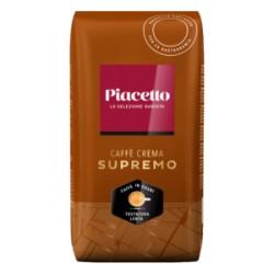 Piacetto Espresso SUPREMO Crema 1 kg zrnková káva