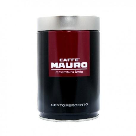 Mauro Espresso Centopercento - 250g, mletá káva