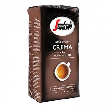 Segafredo Selezione Crema 1kg, zrnková káva