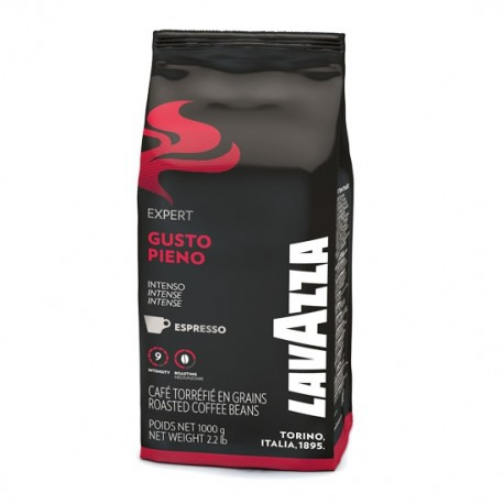 Lavazza Bar Gusto Pieno - 1kg, zrnková káva