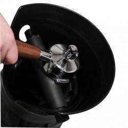 Odklepávač na kávu (černý Knockbox) Thumpa 860 - Rhinowares