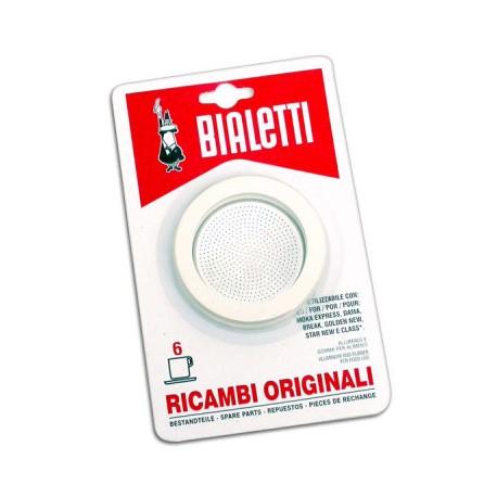 Těsnění Bialetti pro hliníkové kávovary na 3-4 šálky