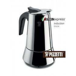 Moka konvice Pezzetti SteelExpress (6 šálků)