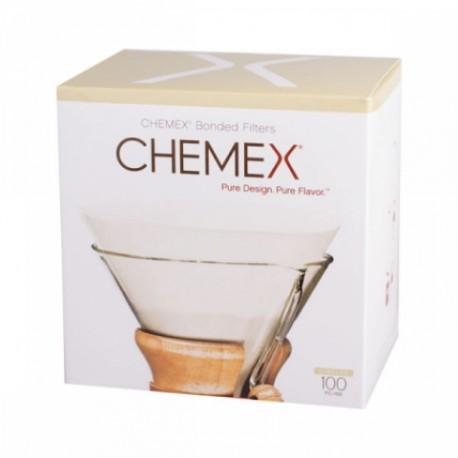 Papírové filtry Chemex (6, 8, 10 šálků)