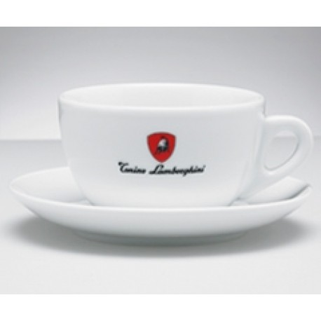 Tonino Lamborghini Caffe šálek cappuccino 170 ml s podšálkem