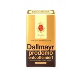 Dallmayr Prodomo bez kofeinu (Entcoffeiniert) - 500g, mletá káva