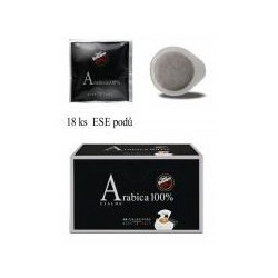 Vergnano 100% Arabica ESE pody 18 ks (44 mm)