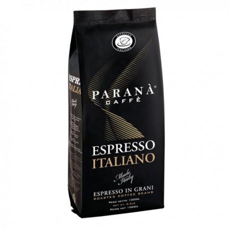 Parana Caffe Espresso 100% Arabica 1kg, zrnková