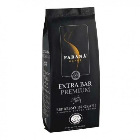 Paraná Caffé Extra Bar Premium 1kg, zrnková káva