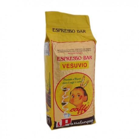 Passalacqua Vesuvio - 1kg, zrnková káva