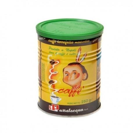 Passalacqua Cremador - 250g, mletá káva v dóze